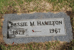 Bessie <i>McElroy</i> Hamilton