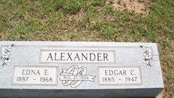 Edna E. <i>Welchel</i> Alexander