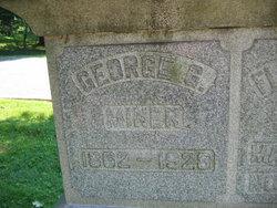 George Godfrey Miner
