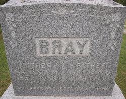 Malissa Mable <i>Wood</i> Bray