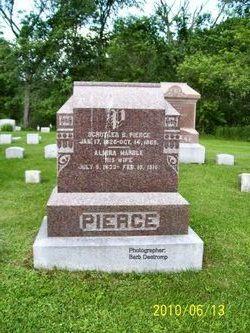 Bertie S. Pierce
