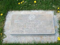 David Harold Hall