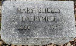Mary Emily <i>Sheeley</i> Dalrymple