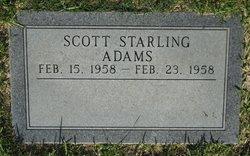 Scott Starling Adams