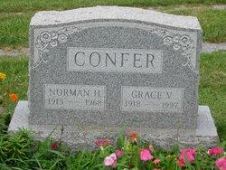 Grace V <i>Goodman</i> Confer