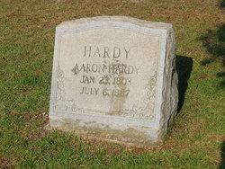 Judge Aaron Hardy