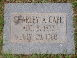 Charley A. Cape