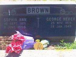 George Heber Brown