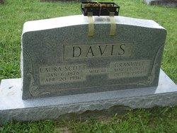 Laura Alice <i>Scott</i> Davis