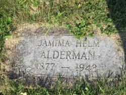 Jamima <i>Helm</i> Alderman