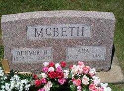 Denver H McBeth