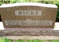 Betty J. Hicks