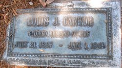 Louis Jay Cantor, Jr