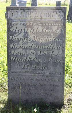 Magdalene Benadum