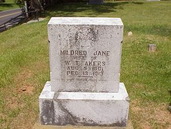 Mildred Jane Akers