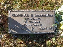 Clarence Ernest Abramson