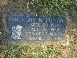 Anthony W Buntin