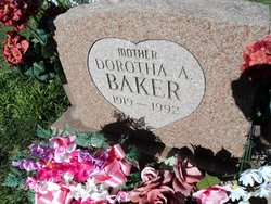 Dorotha A. <i>Hogg</i> Baker