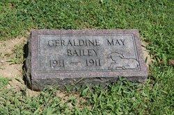 Geraldine May Bailey