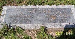 Bertha Susan <i>Weyrich</i> Adams