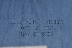 Elise <i>Futch</i> Ansley