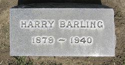 Harry Henry Barling