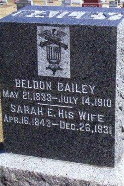 Sarah Emeline <i>Long</i> Bailey