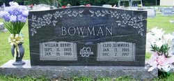 Cleo <i>Summers</i> Bowman