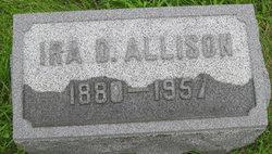 Ira D Allison