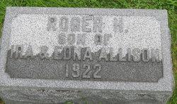 Roger H Allison