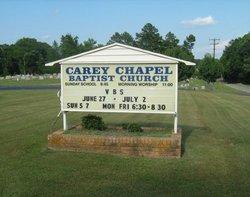 Carey Chapel Cemetery