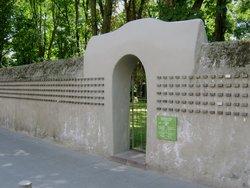 J�discher Friedhof Battonnstra�e