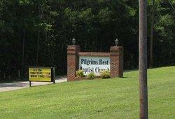 Pilgrims Rest #2 Baptist Church Cemetery