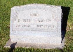 Dudley Jabez Gilbert Hamblin