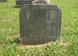 Carlos Eugene Allen