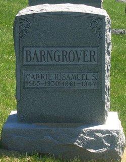 Carrie Della <i>Loutzenhiser</i> Barngrover