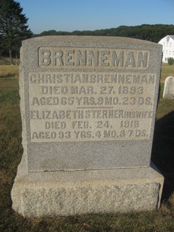 Elizabeth <i>Sterner</i> Brenneman