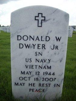Donald Wright Dwyer, Jr
