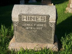 James F Hines