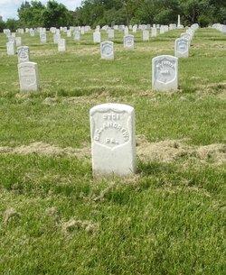 Pvt George C. Andrews