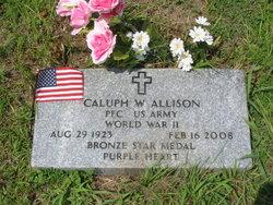 Caluph W. Al Allison