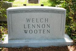 Edna <i>Tyler</i> Welch