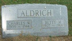 Betty M. Aldrich