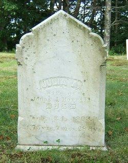 Julia A. <i>Tripp</i> Morrill