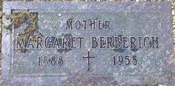 Margaret Catherine <i>Neid</i> Berberich