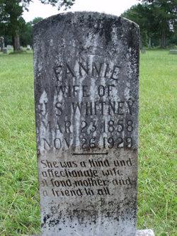 Fannie E. <i>Copeland</i> Whitney