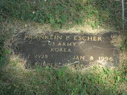 Franklin Philip Escher
