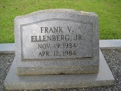 Frank Vernon Ellenburg
