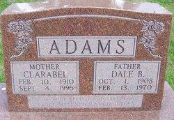 Alice Clarabel Clarabel <i>Ebsen</i> Adams