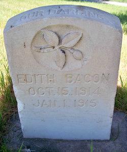 Edith Bacon